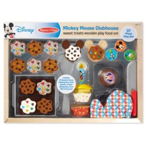 Mickey Mouse Clubhouse Sweet Treats Wooden Play Food Set by Melissa & Doug