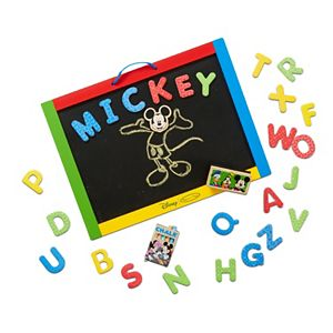Mickey Mouse Clubhouse Magnetic Chalkboard by Melissa & Doug