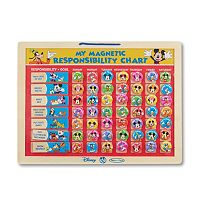 Mickey Mouse Clubhouse My Magnetic Responsibility Chart by Melissa & Doug