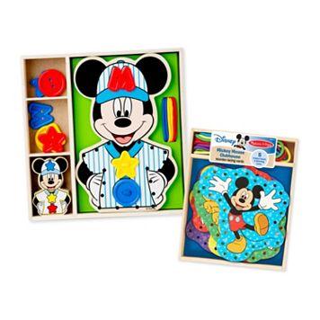 Disney's Mickey Mouse Skill Building Bundle by Melissa & Doug