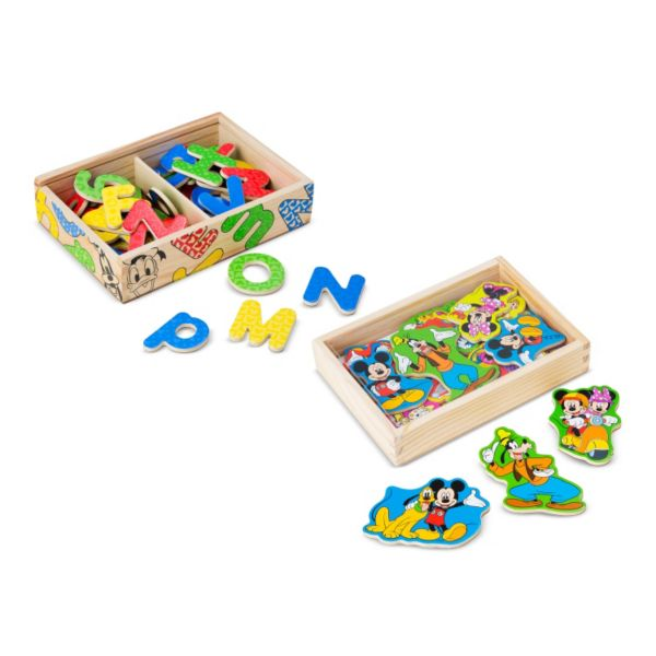 Disney S Mickey Mouse Amp Friends Magnet Bundle By Melissa