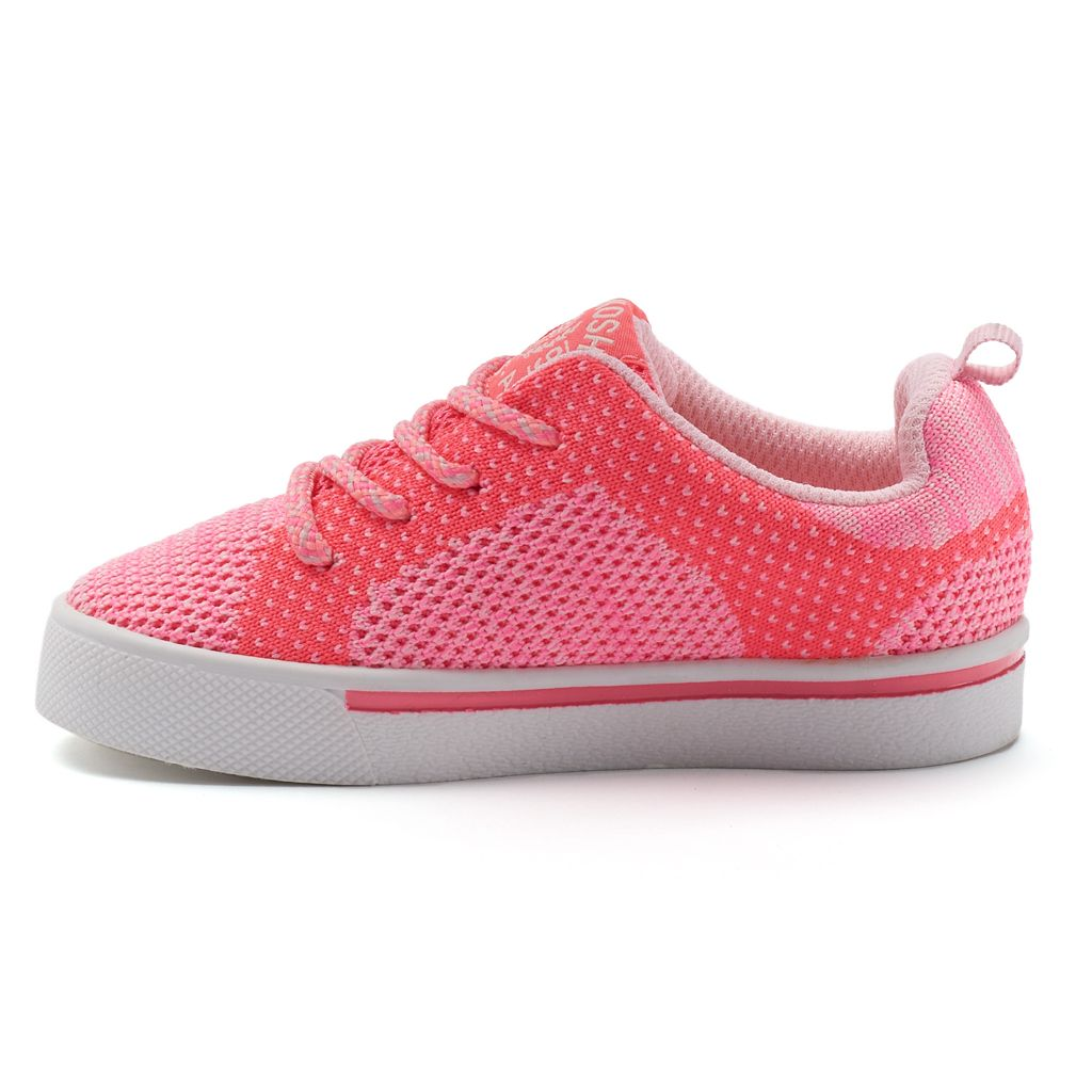 OshKosh B'gosh® Riley Toddler Girls' Knit Shoes