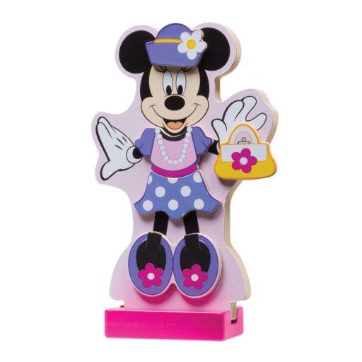 Disney's Minnie Mouse, Sofia & Ariel Magnetic Dress Up Bundle by Melissa & Doug
