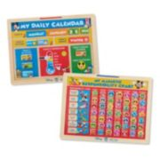 Disney's Mickey Mouse Clubhouse Magnetic Calendar & Responsibility Chart Activity Bundle by Melissa & Doug