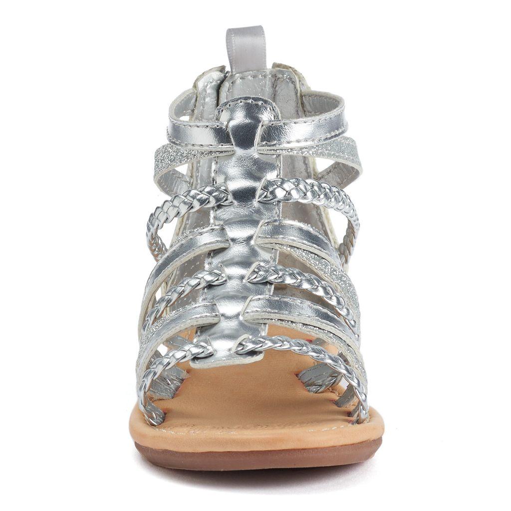 Carter's Smile Toddler Girls' Sandals