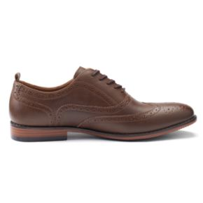 SONOMA Goods for Life™ Men's Wingtip Oxford Dress Shoes