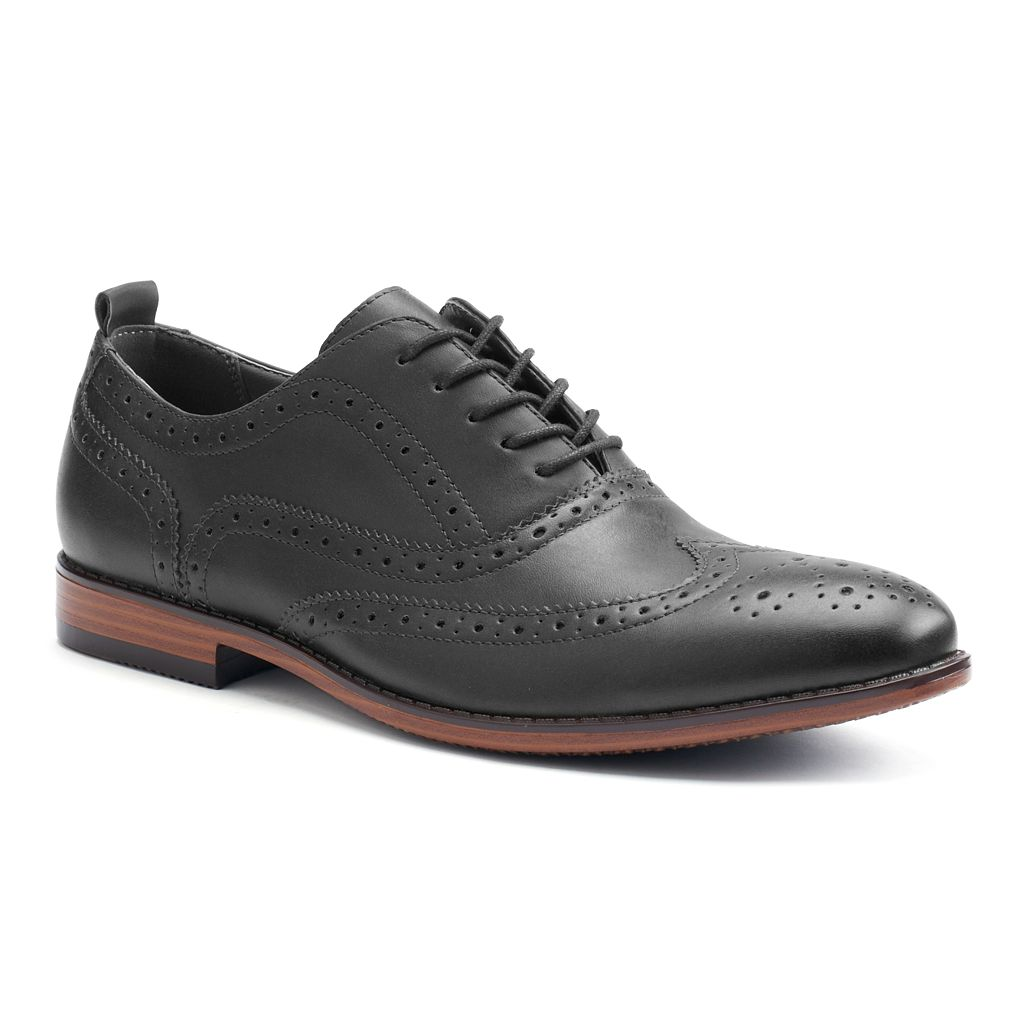 SONOMA Goods for Life™ Men's Wingtip Oxford Dress Shoes