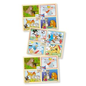Disney My First Peg Puzzle Bundle by Melissa & Doug