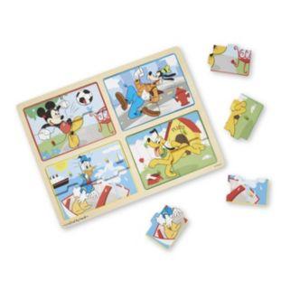 Disney My First Peg Puzzle Bundle by Melissa & Doug
