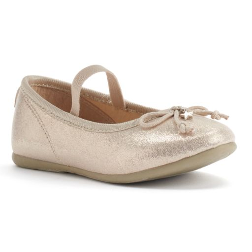 Carter's Pompom Toddler Girls' Ballet Flats