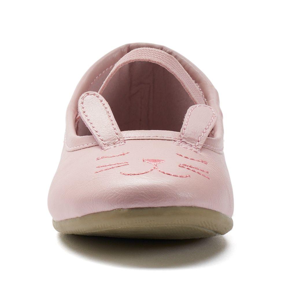 Carter's Bunbun Toddler Girls' Bunny Flats