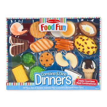 Food Fun Combine & Dine Dinners II by Melissa & Doug