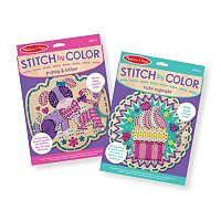 Stitch-by-Color Bundle by Melissa & Doug