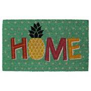 Mohawk® Home Aloha Day ''Home'' Coir Doormat - 18'' x 30''