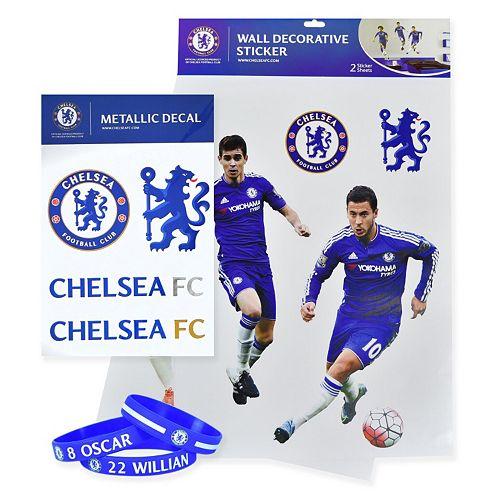 Chelsea FC Fan Pack