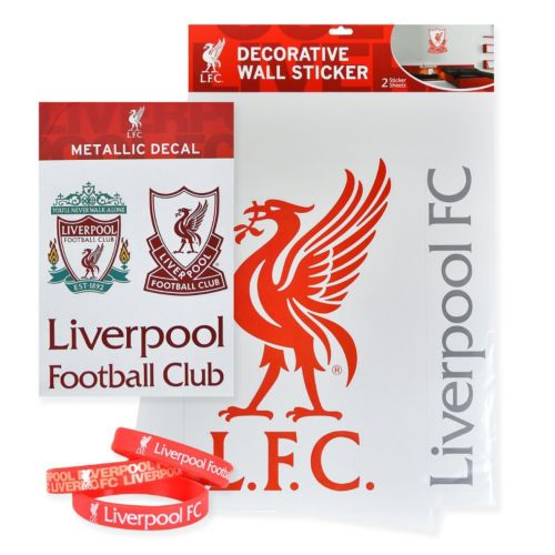 Liverpool FC Fan Pack
