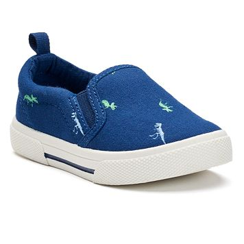 Carter's Damon 4 Toddler Boys' Slip-On Shoes