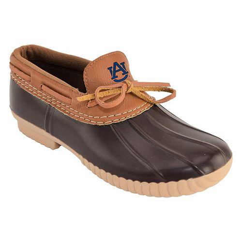 Women's Auburn Tigers Low Duck Step-In Shoes