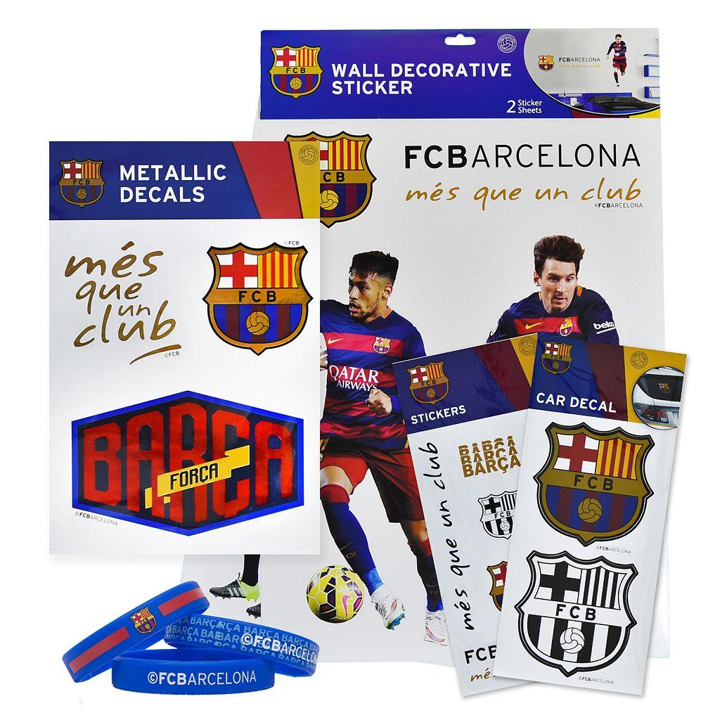 FC Barcelona Ultimate Fan Pack