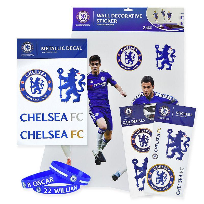 Chelsea FC Ultimate Fan Pack, Multicolor
