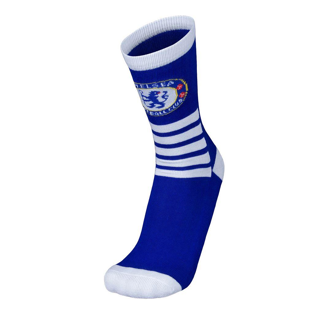 Men's Chelsea FC Team Crew Socks