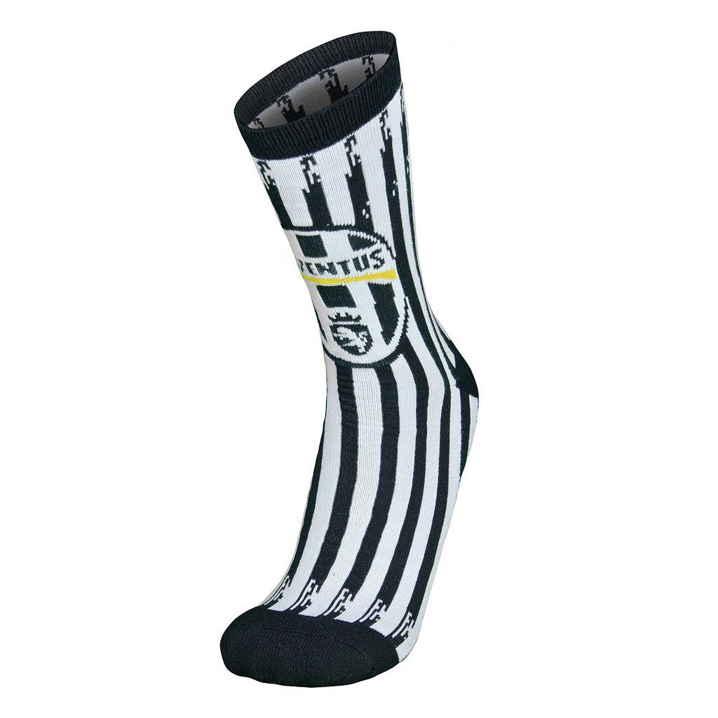 Men's Juventus FC Team Crew Socks