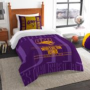 Northern Iowa Panthers Modern Take Twin Comforter Set by Northwest