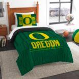 Oregon Ducks Modern Take Twin Comforter Set by Northwest