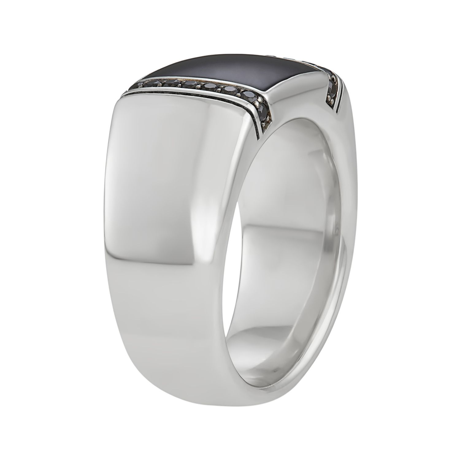 Mens Sterling Silver Rings Jewelry