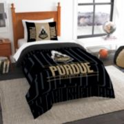 Purdue Boilermakers Modern Take Twin Comforter Set by Northwest