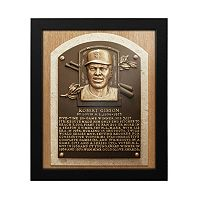 St. Louis Cardinals Bob Gibson Baseball Hall of Fame Framed Plaque Print