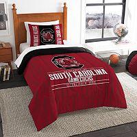South Carolina Gamecocks Modern Take Twin Comforter Set by Northwest
