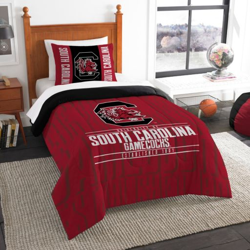 South Carolina Gamecocks Modern Take Twin Comforter Set by Northwest