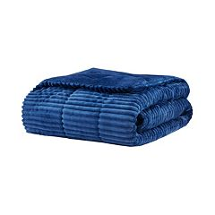 Premier Comfort Parker Corduroy Plush Down Alternative Throw