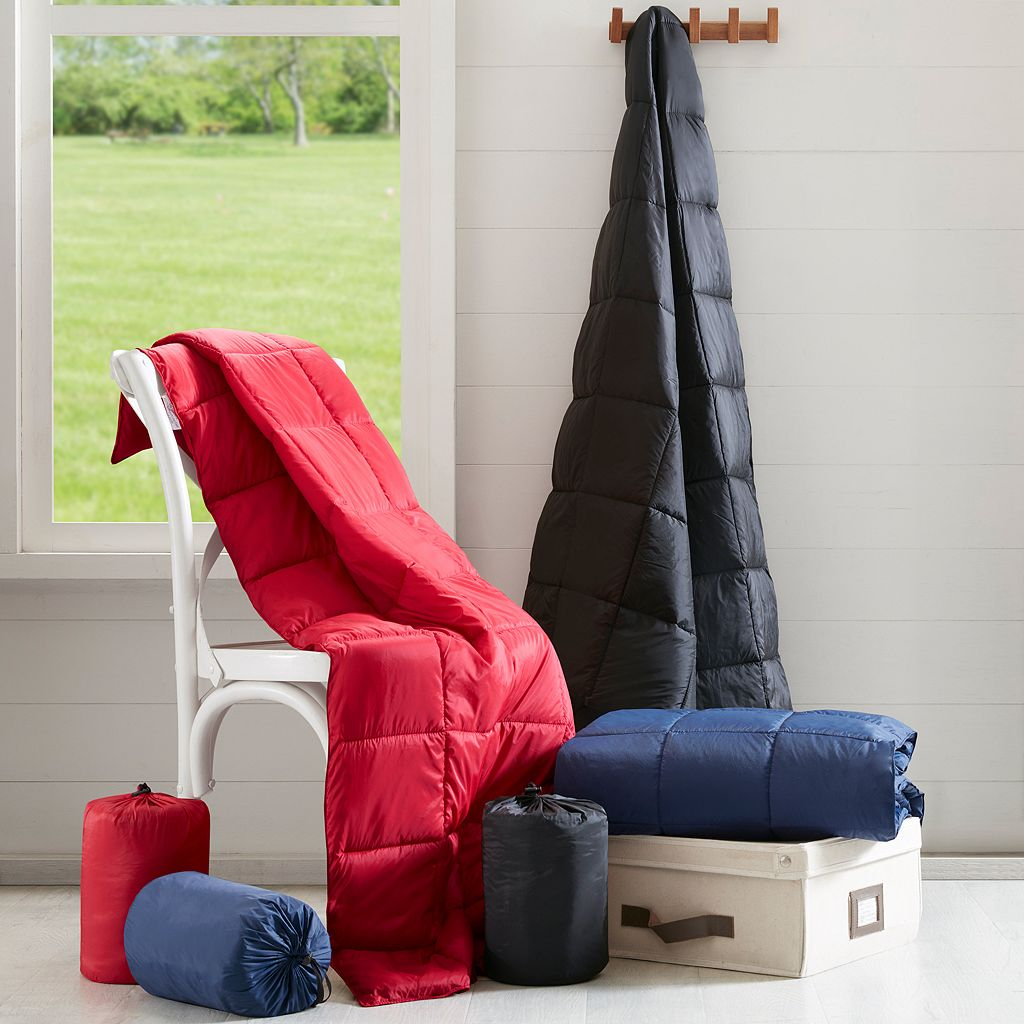 Premier Comfort Packable Down Alternative Throw