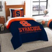 Syracuse Orange Modern Take Twin Comforter Set by Northwest