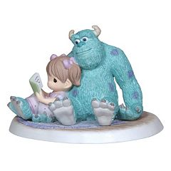 Disney / Pixar Monsters, Inc. Sully & Girl Figurine by Precious Moments