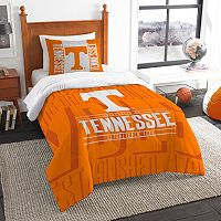 Tennessee Volunteers Modern Take Twin Comforter Set by Northwest