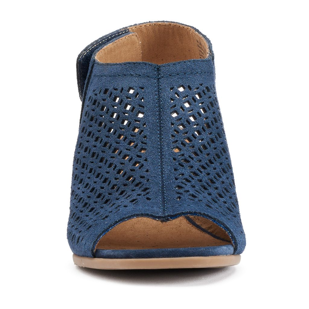 SONOMA Goods for Life™ Lylah Women's Peep Toe Booties