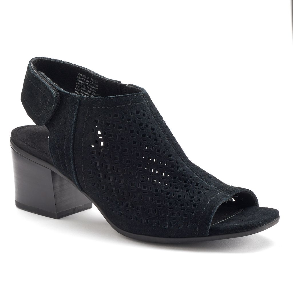 SONOMA Goods for Life™ Lylah Women's Peep Toe Booties