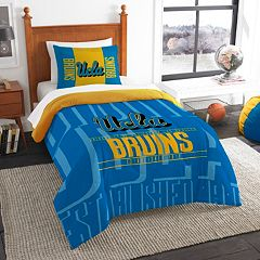 UCLA Bruins Modern Take Twin Comforter Set by Northwest