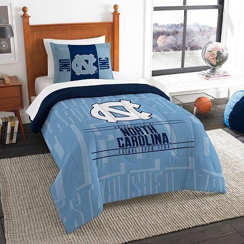 North Carolina Tar Heels Modern Take Twin Comforter Set by Northwest