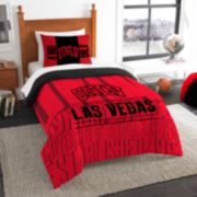 UNLV Rebels Modern Take Twin Comforter Set by Northwest