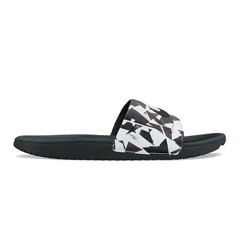 Nike Kawa Print Men's Slide Sandals