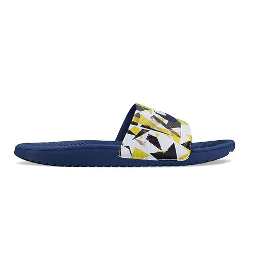 c1654866fe12 Nike Kawa Print Men s Slide Sandals