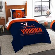 Virginia Cavaliers Modern Take Twin Comforter Set by Northwest
