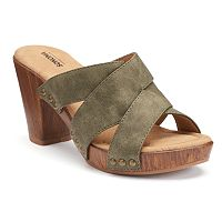 SONOMA Goods for Life™ Eeva Women's Block-Heel Sandals