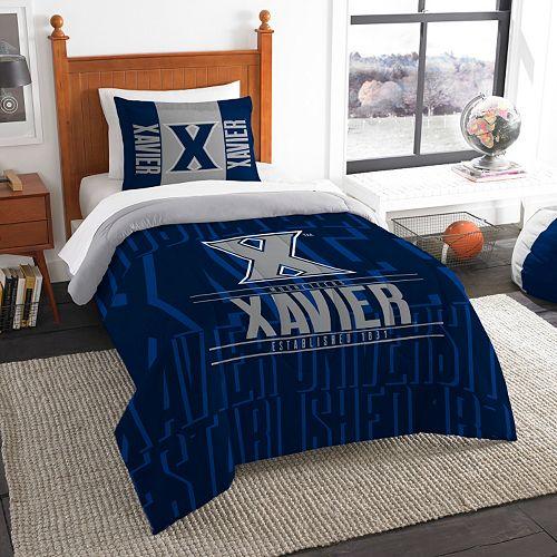 Xavier Musketeers Modern Take Twin Comforter Set by Northwest