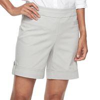 Women's Briggs Millennium Pull-On Shorts