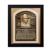 Oakland Athletics Dick Williams Baseball Hall of Fame Framed Plaque Print